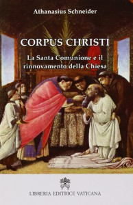 Copertina del libro Corpus Christi
