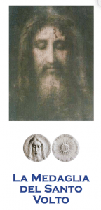 La Medaglia del Santo Volto