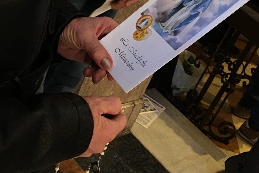 """27 novembre 2016 - Foto e Video della celebrazione della memoria delle apparizioni della Madonna """"della Medaglia Miracolosa"""""""