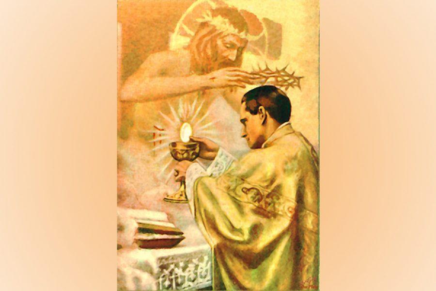 I paramenti sacerdotali