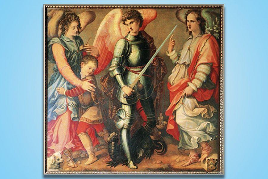 L'indulgenza plenaria nella Festa dei Santi Arcangeli
