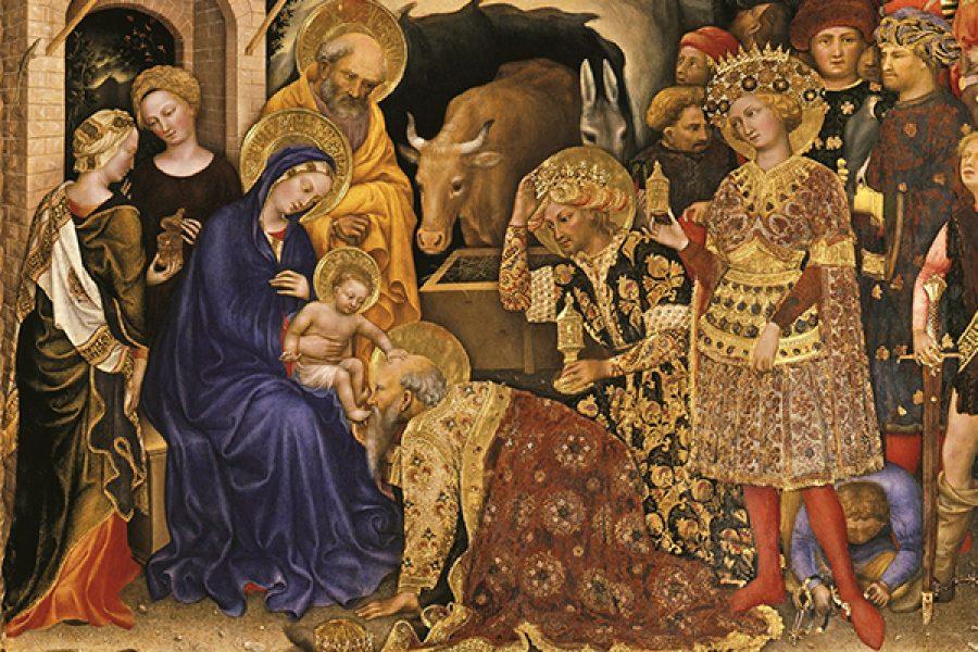 Videro il Bambino con Maria sua madre, si prostrarono e lo adorarono