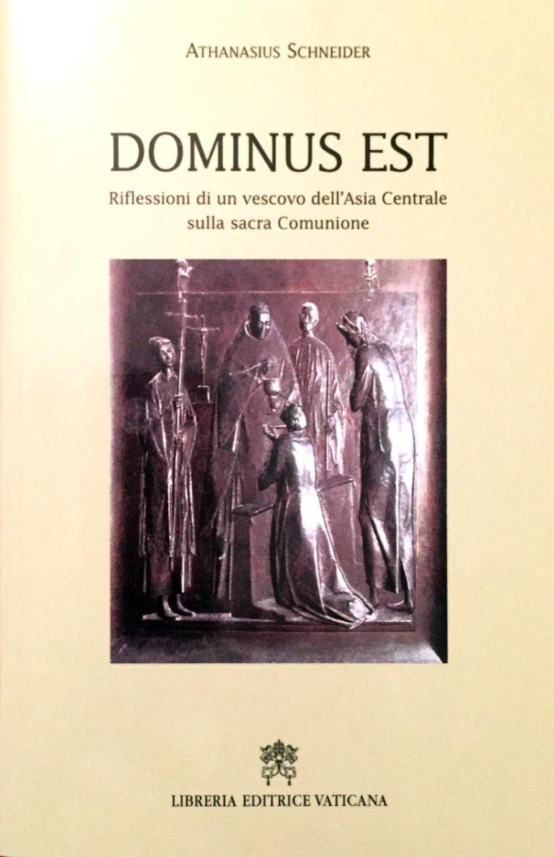 Copertina del libro Dominus Est