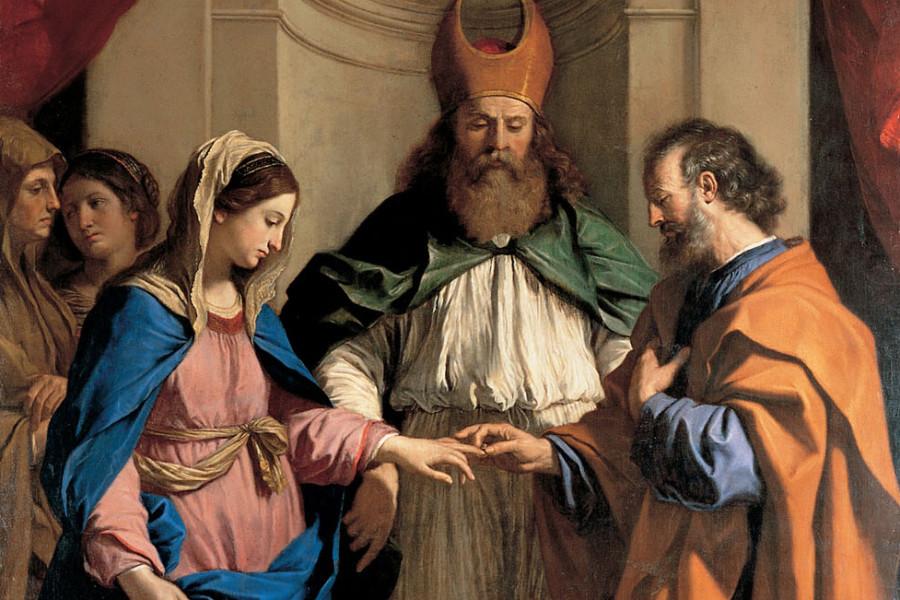 """""""L'uomo non divida quello che Dio ha congiunto"""" (Mc 10,2-16)"""