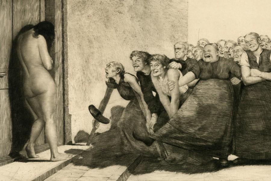 La maldicenza - dalle omelie di S. Giovanni Maria Vianney