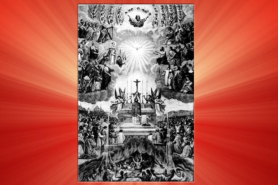 Le omelie del S. Curato d'Ars: la santa Messa