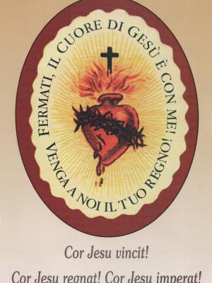 Lo Scudo del Sacro Cuore