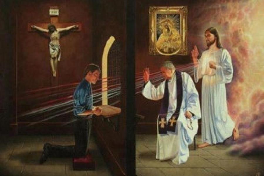 Il potere della confessione