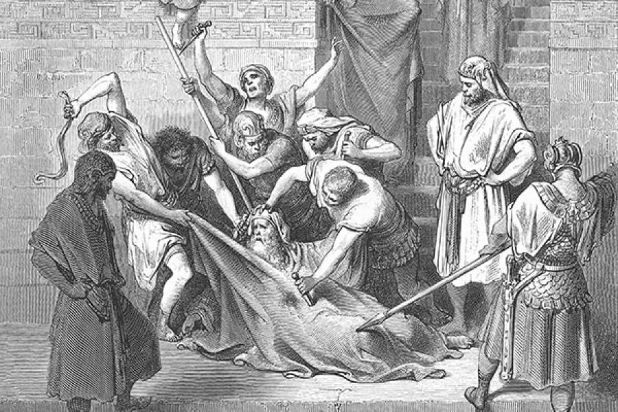 Eleazaro: esempio di nobiltà e virtù