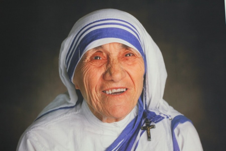 """Madre Teresa di Calcutta e il """"Memorare"""""""