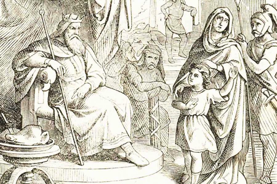 L'importanza della fedeltà alla Legge di Dio - La madre e i sette fratelli Maccabei