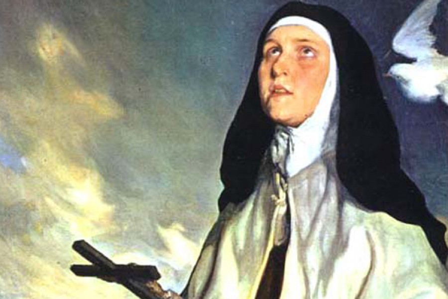 Ciclo di catechesi radiofoniche - S. Teresa di Gesù e la Misericordia di Dio - Venticinquesima puntata
