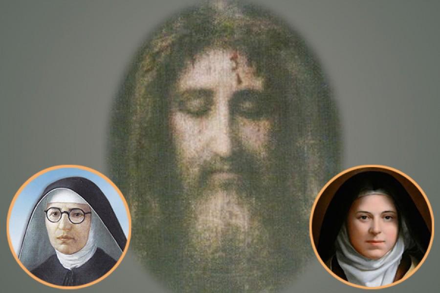 La devozione al Santo Volto di Gesù: S. Teresa di Gesù Bambino e la Beata Madre Pierina de Micheli