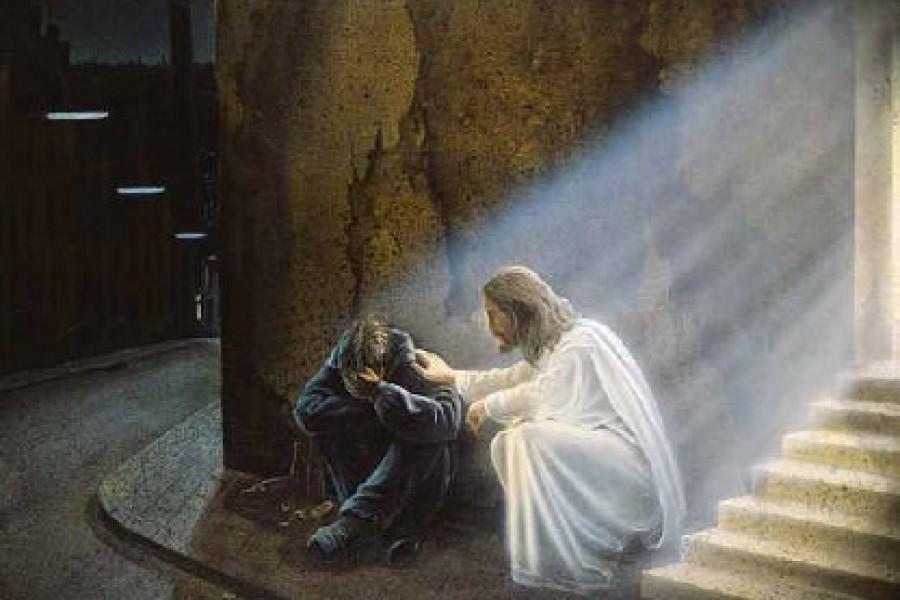 """""""Venite a me, voi tutti che siete stanchi e oppressi, e io vi darò ristoro"""" (Mt 11,28)"""