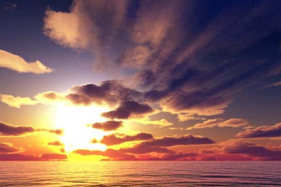 """""""Non mi concederò riposo finché non sorga come aurora la sua giustizia"""" (Is 62, 1)"""