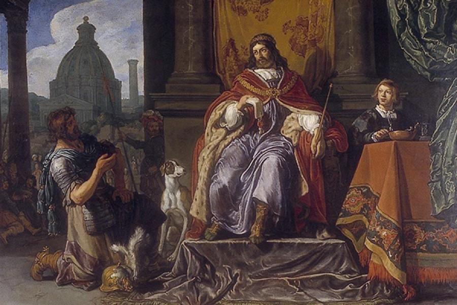 Il re Davide e l'accecamento della coscienza - La lussuria e l'omicidio
