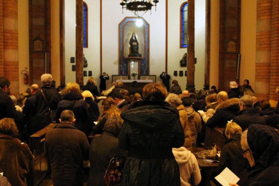 Monza - Festa del Santo Volto di Gesù