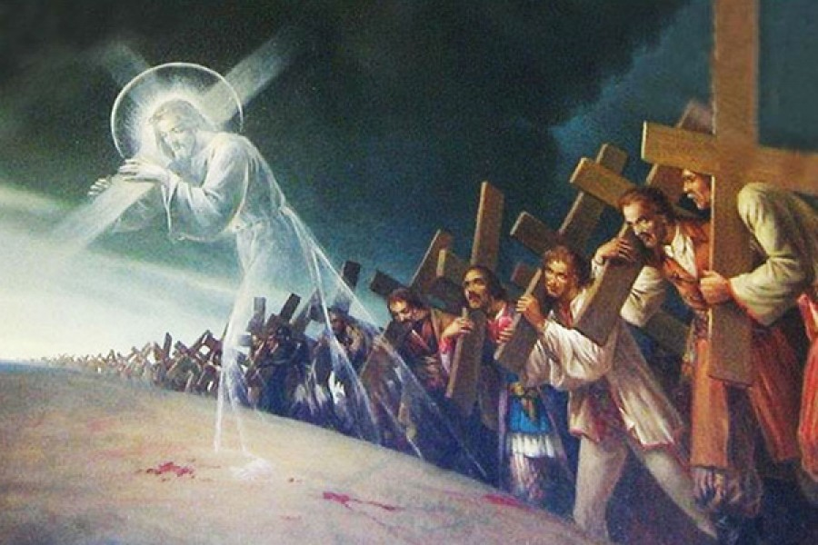 Mettere Gesù davanti ad ogni altro affetto per essere suoi discepoli