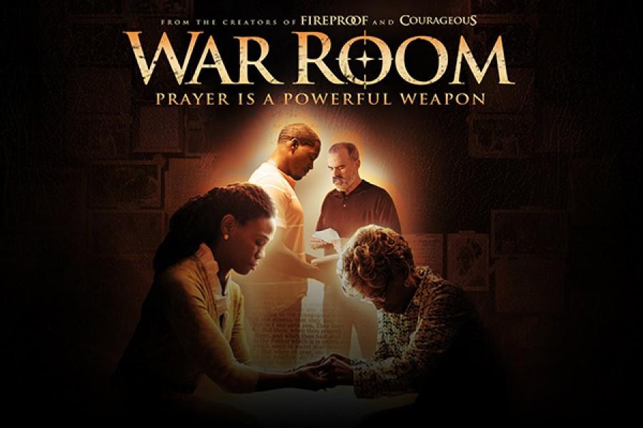 FILM: War room - Le armi del cuore
