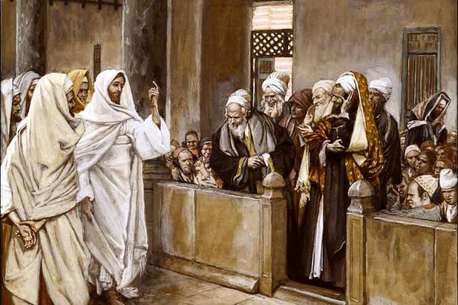 L'apparente religiosità dei farisei