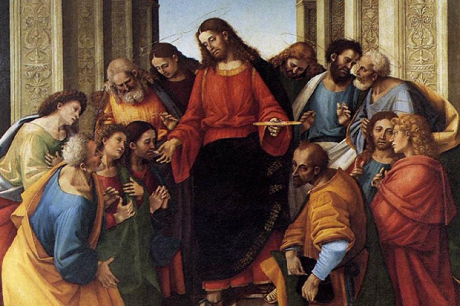 L'Eucarestia segno estremo dell'amore di Cristo per noi