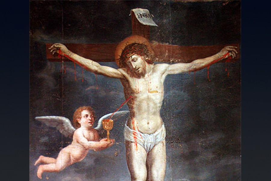 Il Sangue di Gesù diventi la ragione della nostra vita