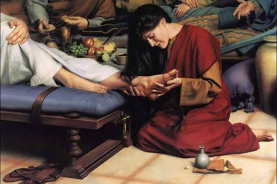 Offriamo a Gesù il soave profumo del nostro pentimento