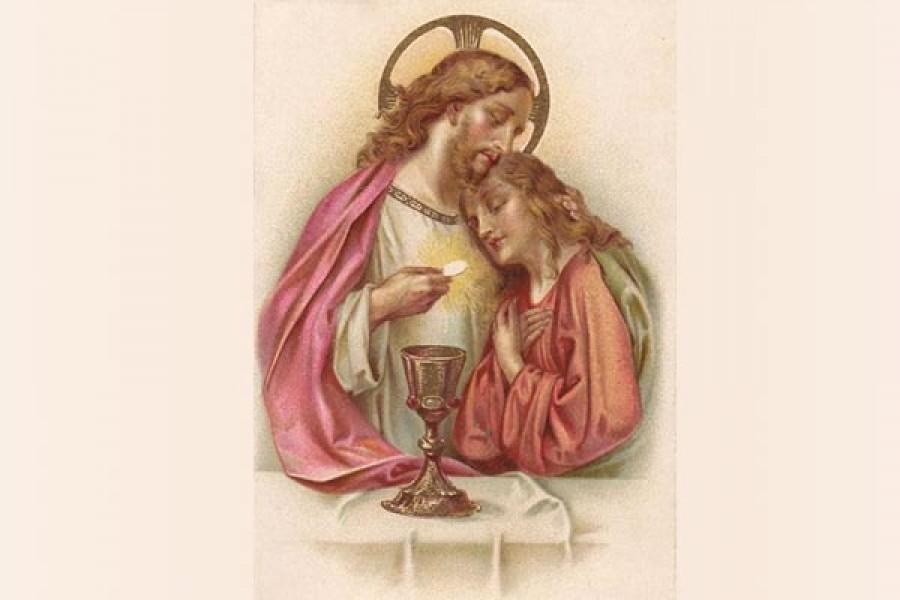 Gesù Eucaristico: vero Nutrimento