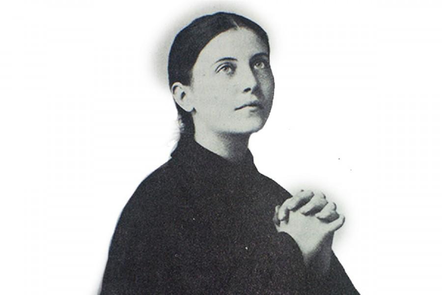 Profilo di S. Gemma Galgani