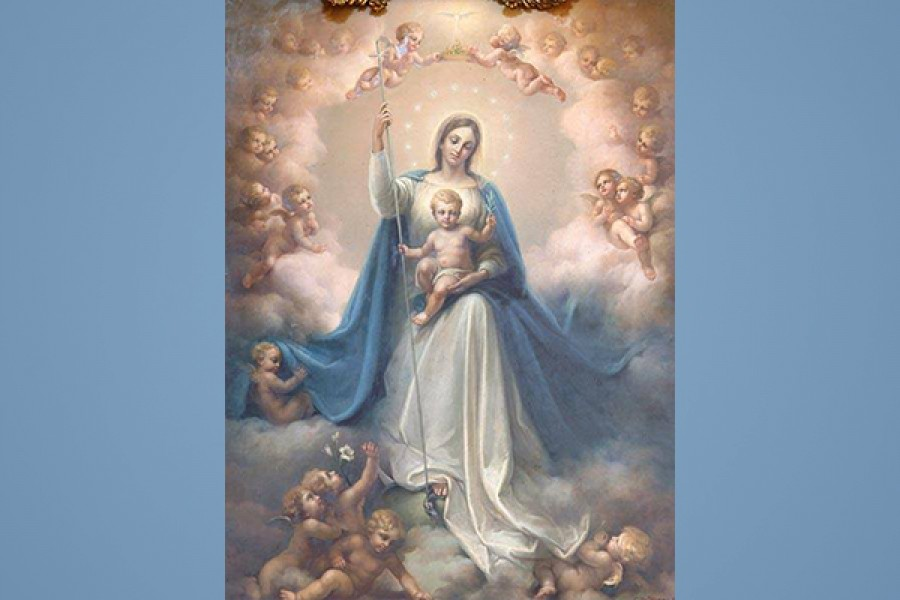 La potenza del Santo Rosario - Visione di S. Giovanni Bosco