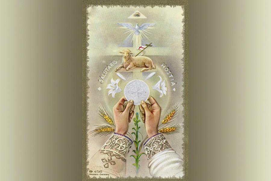 """""""Il Sacerdote è la chiave dei tesori celesti"""" (S. Giovanni Maria Vianney)"""
