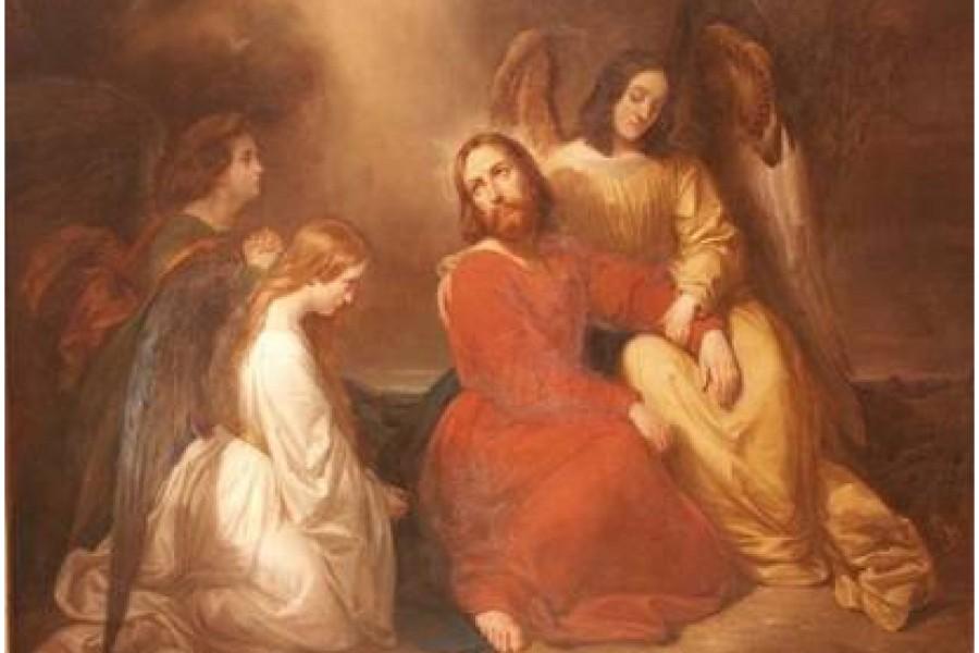 Omelia: L'Ora Santa nel Primo Giovedì del mese