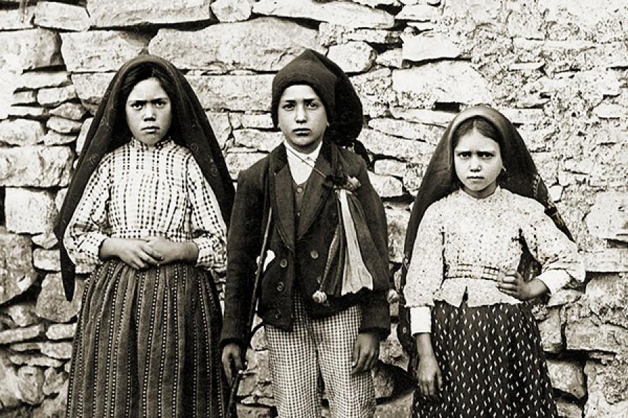 Le apparizioni della Madonna a Fatima