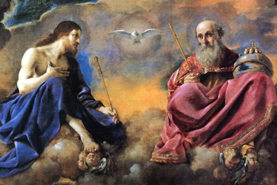 La Santissima Trinità: unità e diversità