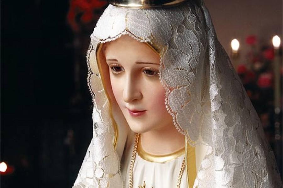 Memoria della Madonna di Fatima