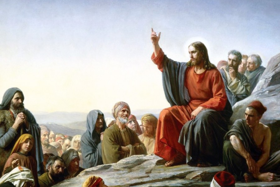 Beati i poveri in spirito, Beati i perseguitati