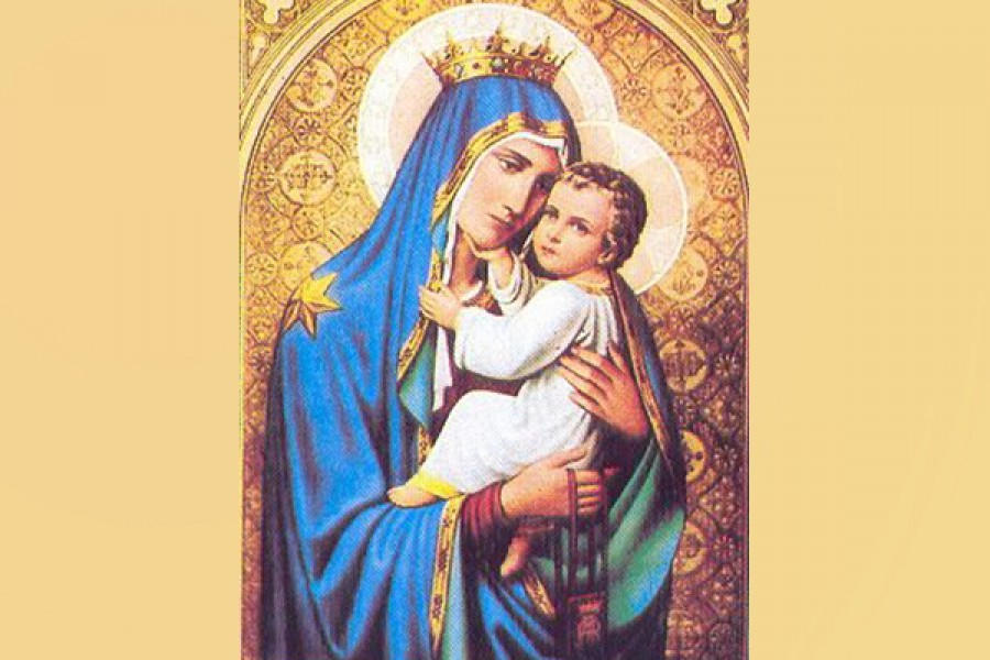 Solennità della Madonna del Carmine 2016