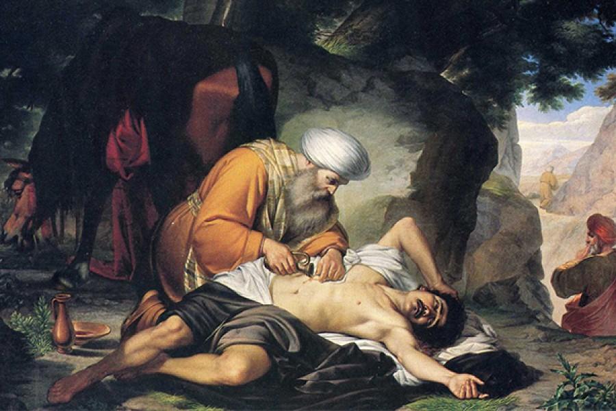 Gesù ci insegna ad avere cura degli altri
