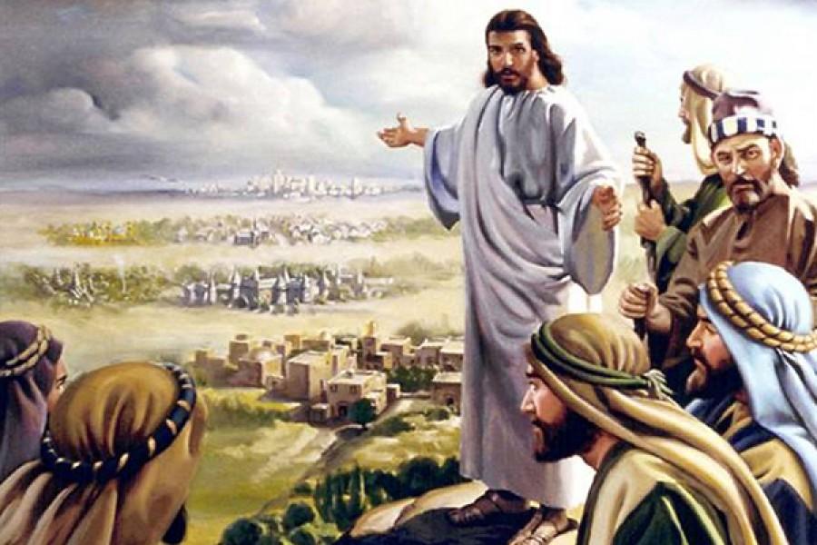 Gesù ci insegna come evangelizzare