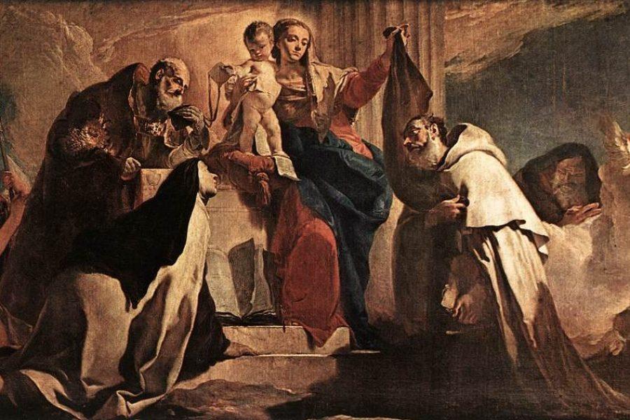 Il Perdono del Carmine del 16 luglio