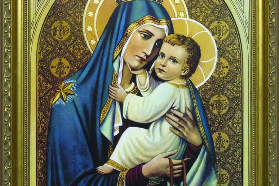 Supplica alla Madonna del Carmine - si recita il 16 luglio a mezzogiorno