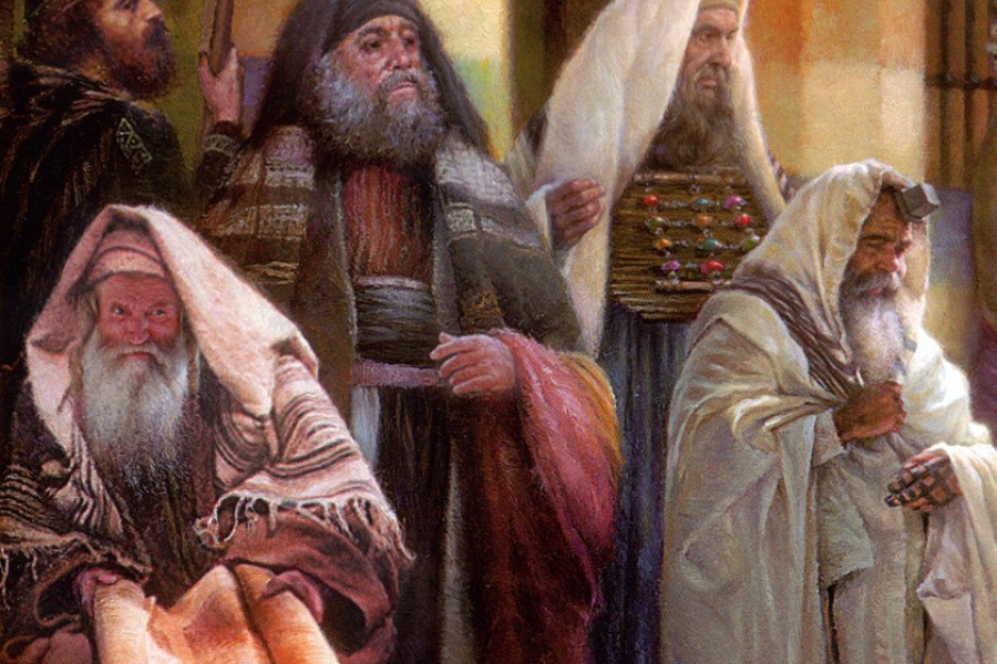 Gli ipocriti non possono conoscere Gesù