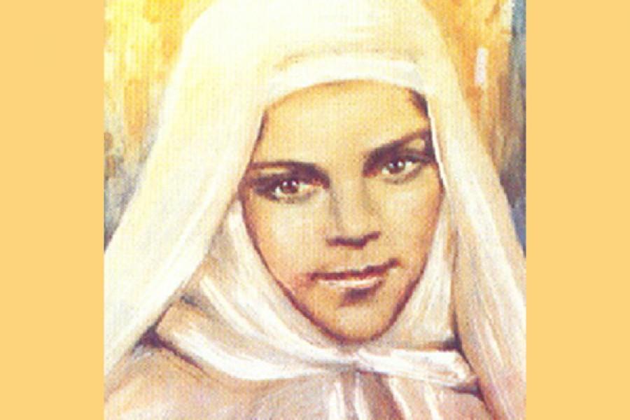 Beata Maria di Gesù crocifisso - la piccola araba