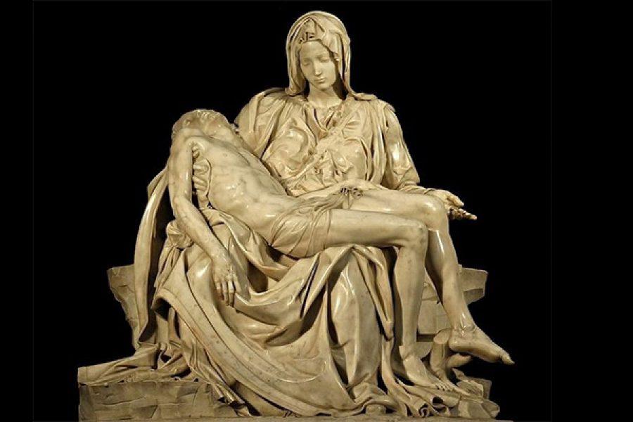 Imparare a stare sulla nostra croce, a soffrire senza voler fuggire: la Beata Vergine Addolorata