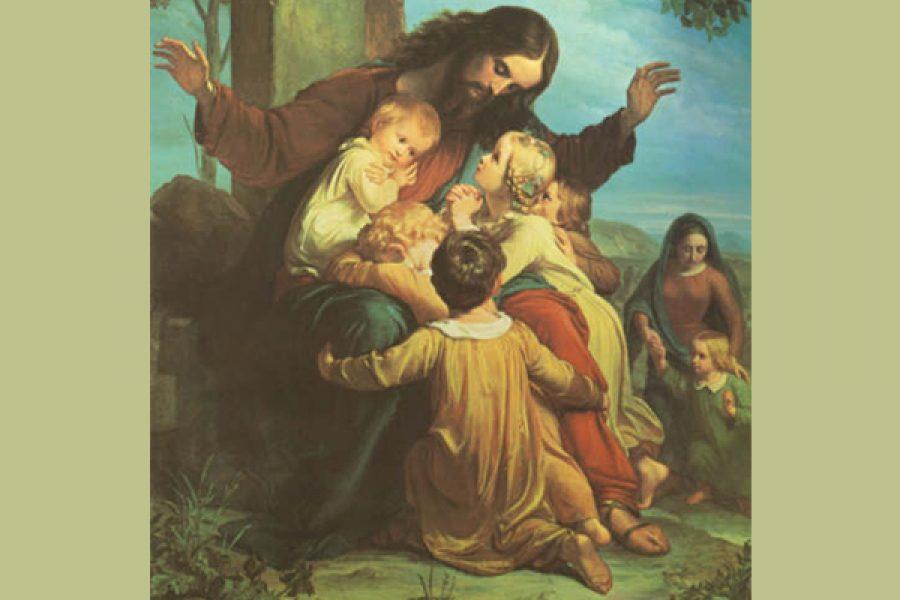 Gesù predilige i piccoli