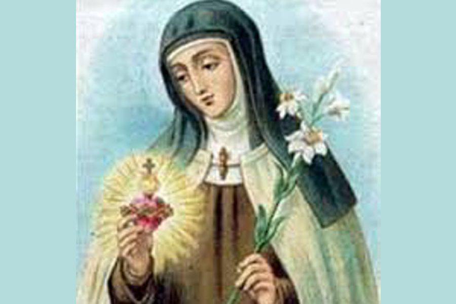S. Teresa Margherita Redi del Sacro Cuore di Gesù