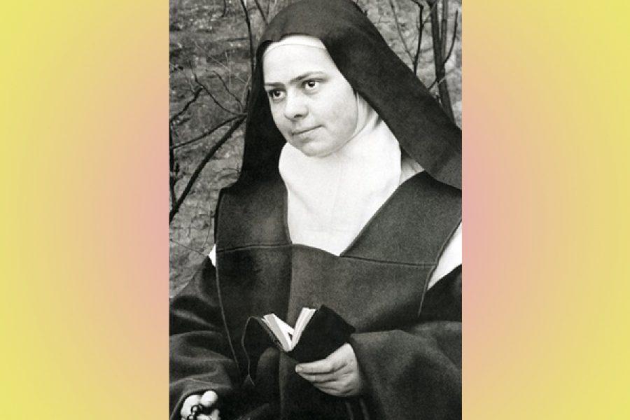 Triduo in preparazione alla canonizzazione della beata Elisabetta della Trinità – Primo giorno