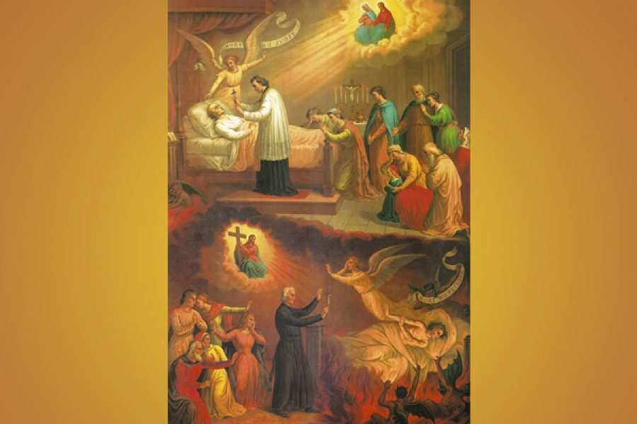 Le omelie del S. Curato d'Ars: il pensiero della morte