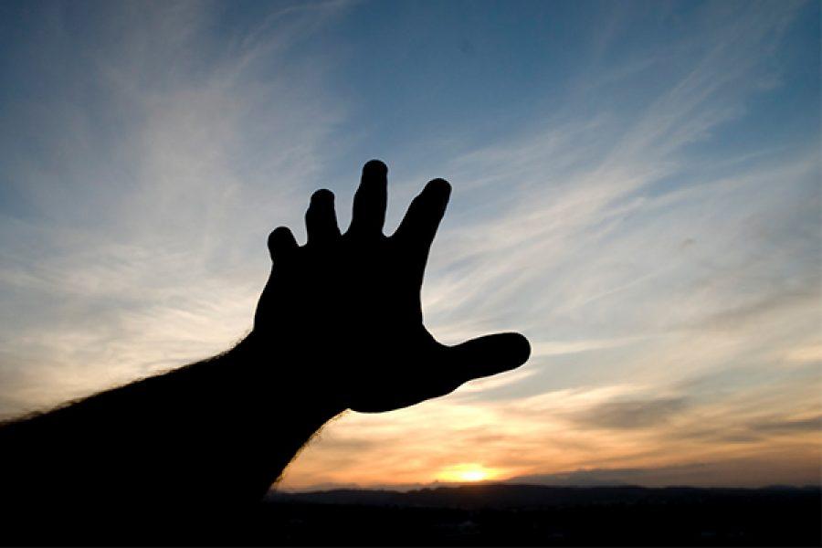 """""""Il Signore è vicino a chi ha il cuore spezzato"""" (Sal 33)"""