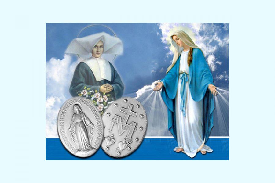 Triduo in preparazione alla memoria della Beata Vergine Maria della Medaglia Miracolosa - Primo giorno